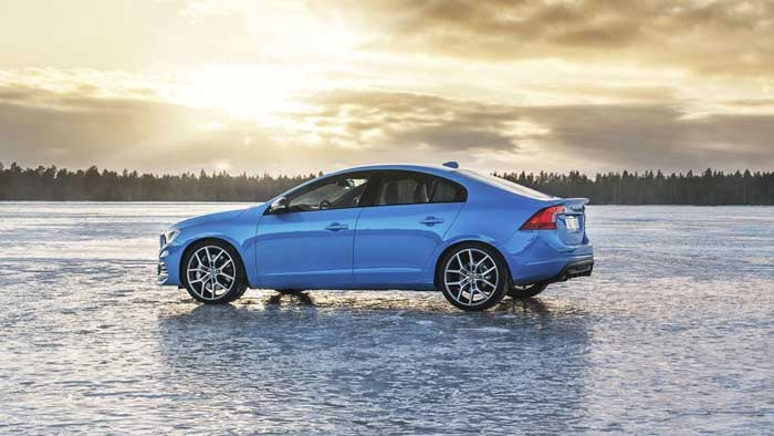 New Twin-Turbocharged Engines for Polestar Volvo S60 and V60