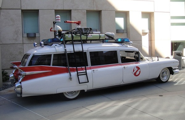 The Ecto-1 – One of the Most Popular Modified Vehicles Made for Movies