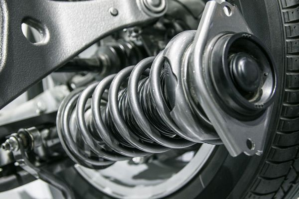 Modification of Good Shock Absorbers and Stiffer Springs