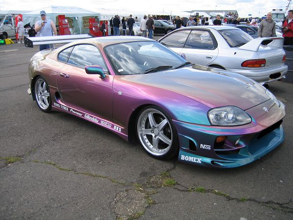Top Cars to Modify - Toyota Supra