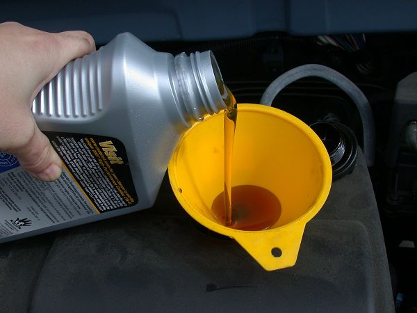 High-Performance Engine Oil