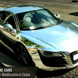 Chrome Cars – The New Trend of Car Modification in Dubai