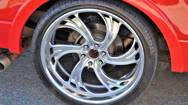 Tyres Car Modifications